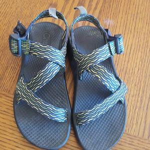 NWOT Chaco Sandals  (little boy size 13)